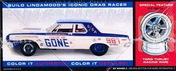 color me gone 1964 dodge 330 super stock 1 25 fs. Black Bedroom Furniture Sets. Home Design Ideas