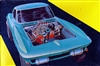 1967 Chevy Corvette Sting Ray (3 'n 1) Stock, Custom or Racing (1/25) (fs) MINT