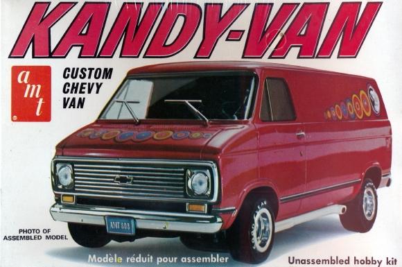 1973 Chevy Van Quot Kandy Van Quot 1 25 Fs
