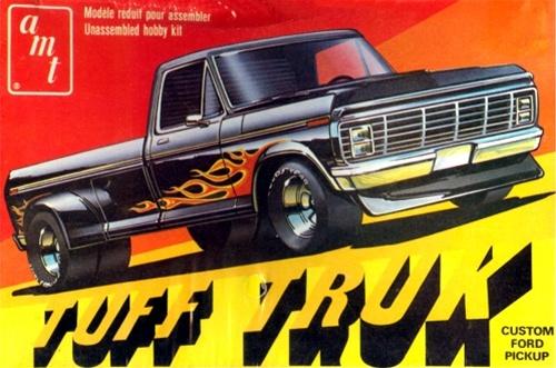 1977 Ford Custom Pickup Tuff Truk Dually 1 25 Rsi See More Info