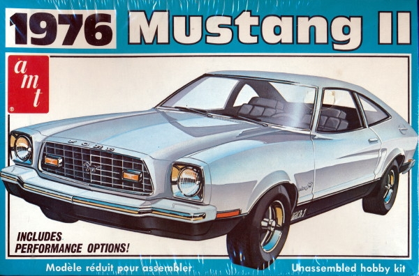 1976 Ford Mustang Ii 1 25 Fs