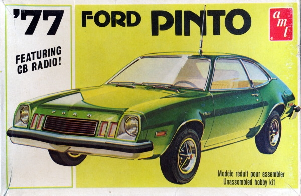 1977 Ford Pinto 125 Fs