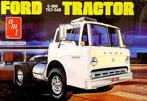Ford C 900 Tilt Cab Cabover Original 1972 1 25 Fs