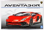 "Lamborghini Aventador LP750-4 SV (1/24) (fs) <br><span style=""color: rgb(255, 0, 0);"">Just Arrived</span>"