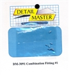 "Detail Master Combination Fitting #1 (8pcs) (.022 "") for 1/24 & 1/25"
