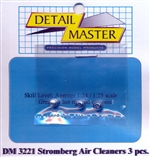 Stromberg Air Cleaners (3 pcs) for 1/24 & 1/25