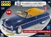 1949 Mercury Convertible 'Washington Mint Ultra Metal Series' (1/24) (fs)