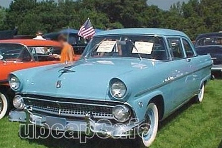 1955 ford two door customline sedan 1 25 for 1955 ford customline 2 door