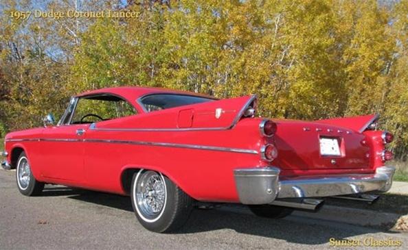 1957 dodge two door hardtop 1 25 for 1957 dodge 2 door hardtop