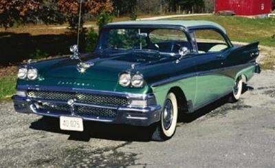 1958 Ford Fairlane 500 2 Door Hardtop 1 25