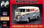 "1963 ""Moon Equipped"" Volkswagen (VW) Type-2 Delivery Van (1/24) (fs)"