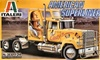 Mack Super America American Superliner US Truck (1/24) (fs)
