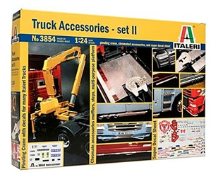 Truck Accessories Set II (1/24) (fs)