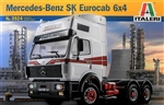 "Mercedes Benz SK Eurocab 6x4 (1/24) (fs)  <br><span style=""color: rgb(255, 0, 0);"">Just Arrived</span>"
