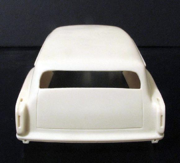 Chrysler 300c 1955 Ficha Tecnica: 1955 Chrysler 300C Wagon (1/25) (Resin Body Only