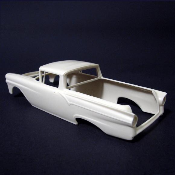 Build A Ford >> 1957 Ford Ranchero Custom 300 (1/25)