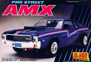 1969 Amx Pro Street 1 25 Fs