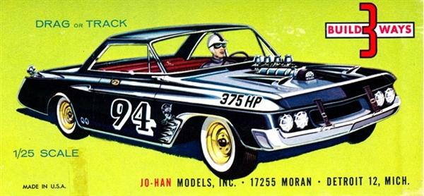 1962 Amc Rambler 4 Door Classic Sedan 3 N 1 Stock Drag