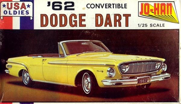1962 Dodge Dart Convertible 1 25 Fs