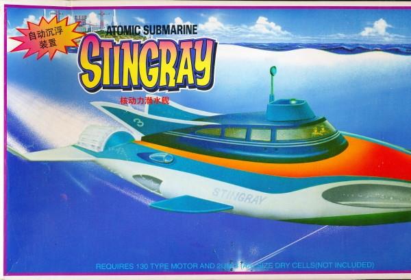Stingray Atomic Submarine With Electirc Motor Fs Doyusha