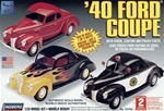 1940 Ford Coupe (3 'n 1) (1/25) (fs)