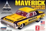 1964 Dodge Hemi Super Stock  'Maverick'   (1/25) (fs)