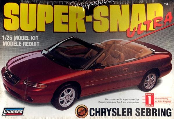 199x Chrysler Sebring Snap Kit 1 25 Fs