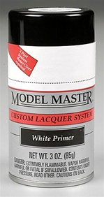 Spray White Primer 3 oz