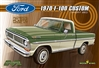 1970 Ford F-100 Custom Shortbed Pickup (1/25) (fs) Limited Production (1 of 5000)