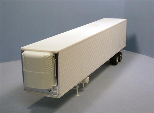 Aftermarket Car Parts >> Great Dane 53' Trailer (2 'n 1) Dry Goods or Reefer (1/25 ...