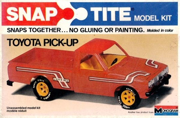 1976 Toyota Pick Up Snap Kit 1 32 Fs