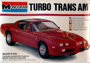 1981 Pontiac Firebird Trans Am 2-Door Turbo (1/24) (fs)