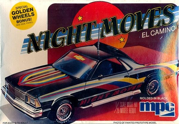 1981 El Camino Night Moves 1 25 Fs