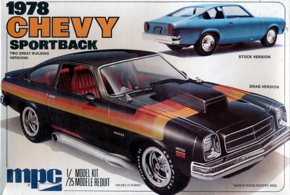 1978 Chevy Vega Sport Back (1/25) (fs)