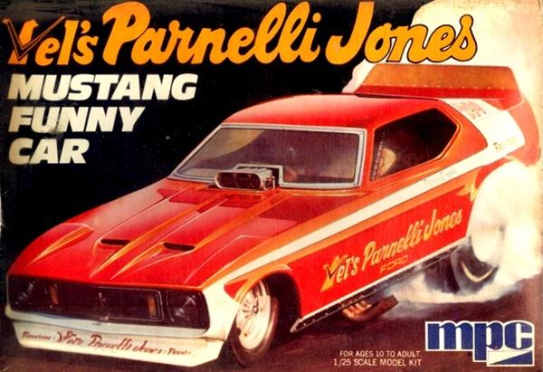 Vel S Parnelli Jones Car