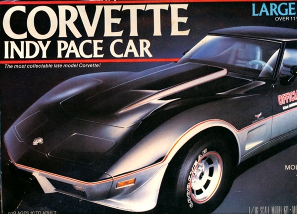 Preston Hood Chevrolet >> 1978 Chevrolet Corvette Indy Pace Car (1/16) (fs)