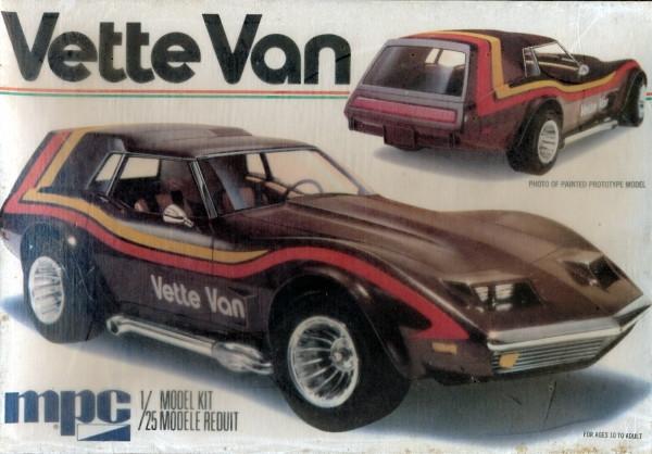 1977 Chevy Corvette Quot Vette Van Quot 1 25 Fs