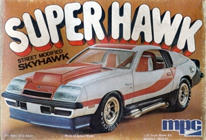 1975 Buick Skyhawk Quot Super Hawk Quot Street Modified Skyhawk 1 25