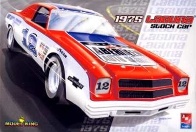New Dodge Barracuda >> 1975 Chevy Laguna NASCAR (1/25) (fs)