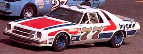 AMT (MPC) 1975 Chevelle Laguna NASCAR-Type Stock Car