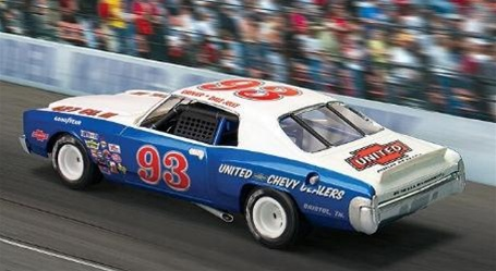 1972 chevy monte carlo nascar 1 25 fs for Rose city motors jackson mi inventory