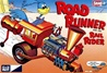 Roadrunner Cartoon Series: Road Runner Rail Rider with Road Runner Figure (fs)