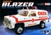 1976 Chevy Blazer Rescue (Snap Together)  (1/25) (fs)