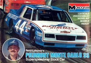 Kit Car Manufacturers >> 1984 Piedmont Airlines Monte Carlo # 44 Terry Labonte (1 ...