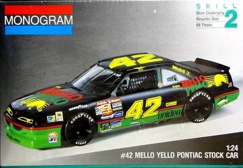 1991 Pontiac Mellow Yellow 42 Kyle Petty 1 24 Fs