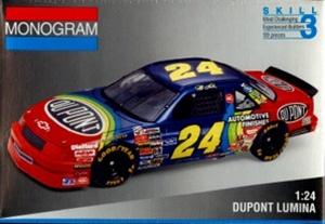 1993 Chevy Lumina 'Dupont'  #24 Jeff Gordon (1/24) (fs)