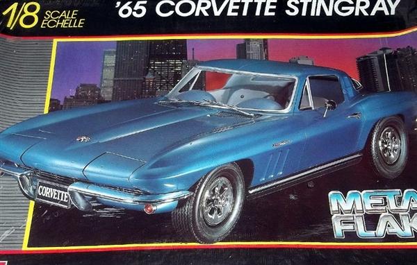 1965 Corvette Stingray Metal Flake 18 Fs