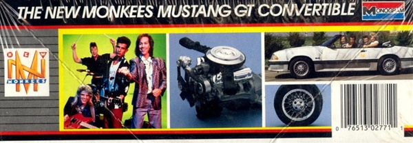 1985 Mustang Gt >> 1987 Ford Mustang Convertible (1/24) (fs)