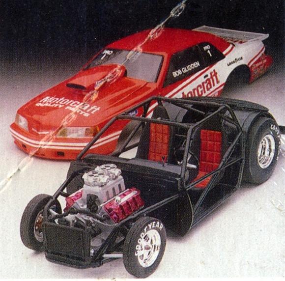 Testors metal model car kits 13