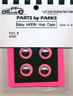 Baby Moon Hubcaps (set of 4) (1/25 & 1/24)